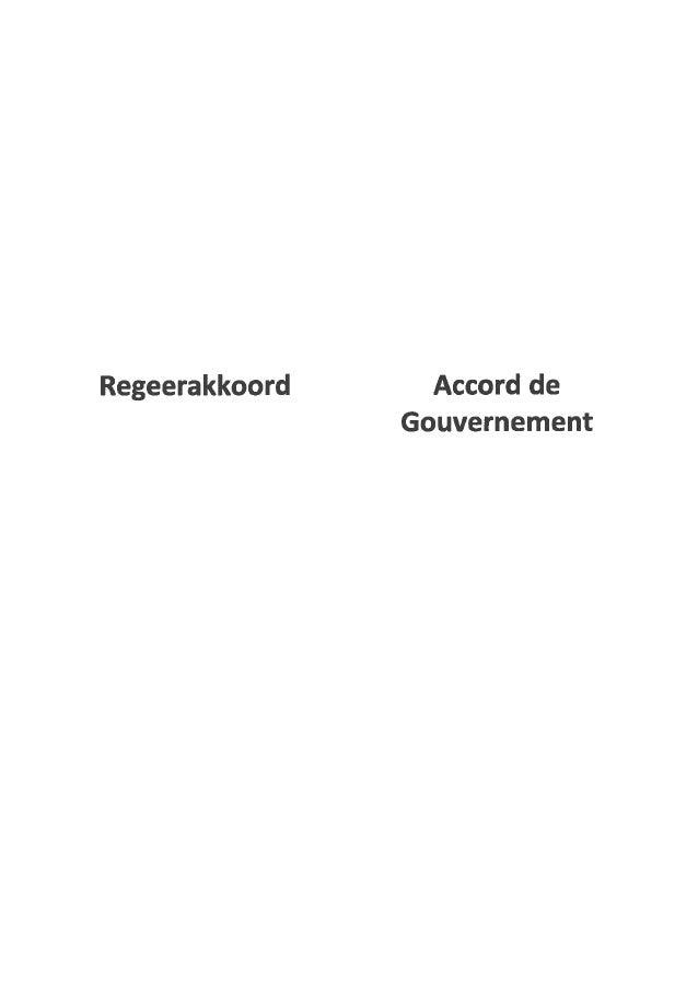 Accord de gouvernement de la coalition suédoise