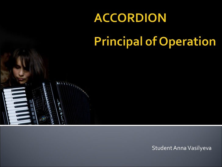 Student Anna Vasilyeva