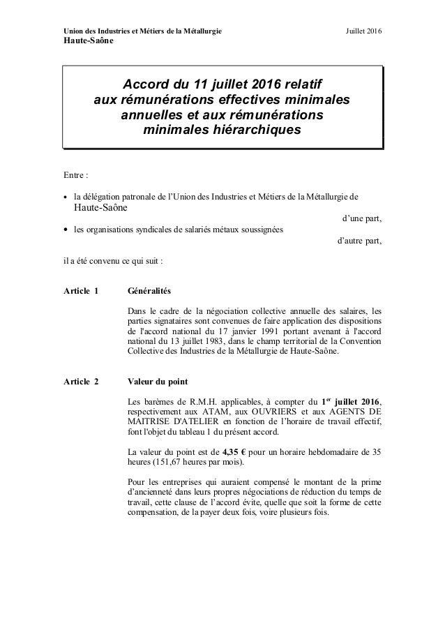 Valeur Du Point Convention 66 2016