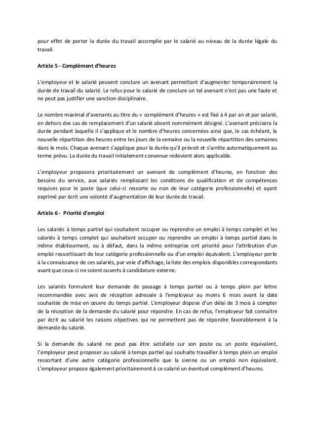 Idcc 3090 Accord Du 21 Octobre 2015