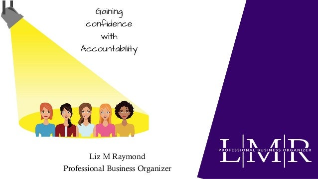 Liz M Raymond Professional Business Organizer