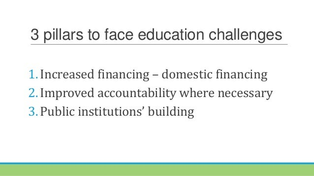 Exploring rights-driven approaches to accountability in education Slide 3