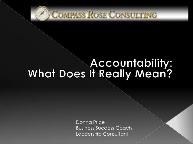 Donna PriceBusiness Success CoachLeadership Consultant