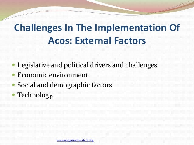 internal and external factors paper nfl innovation Internal & external factors 3 otherwise globalization can have a negative impact on the planning, organizing, leading, and controlling aspects of management technology technology is an internal factor that causes management to evaluate the four functions of management carefully.