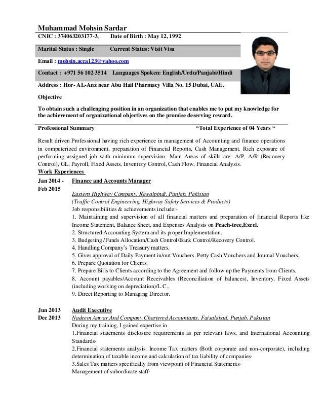 Writing a cv for academic positions dubai