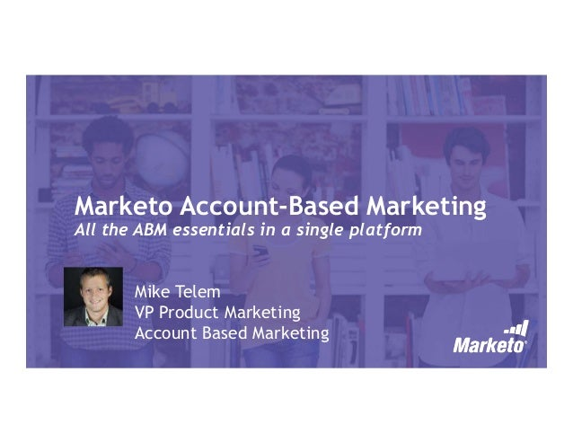 Marketo Account-Based Marketing