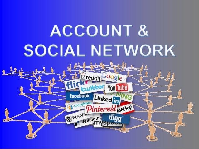 Sommario • Definizione di account • L'indirizzo email • Servizi Google • Altri identificativi • Facebook e WhatsApp