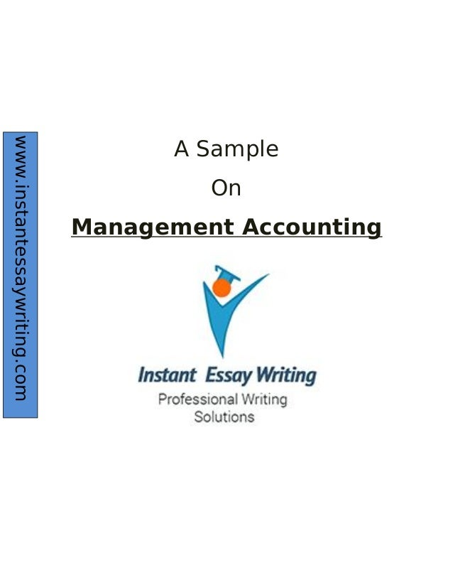 financial management report example