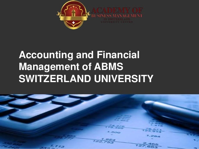 thesis accounting and finance A list of dissertations completed by our accounting and finance students in the past.