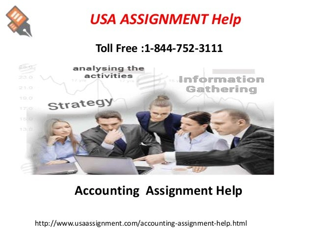 accounting assignment help online  accounting assignment help usa assignment help toll 1 844 752 3111