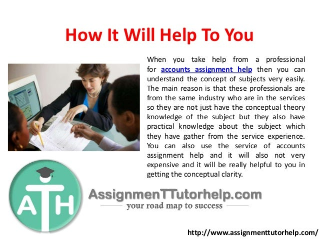Advanced accounting assignment help