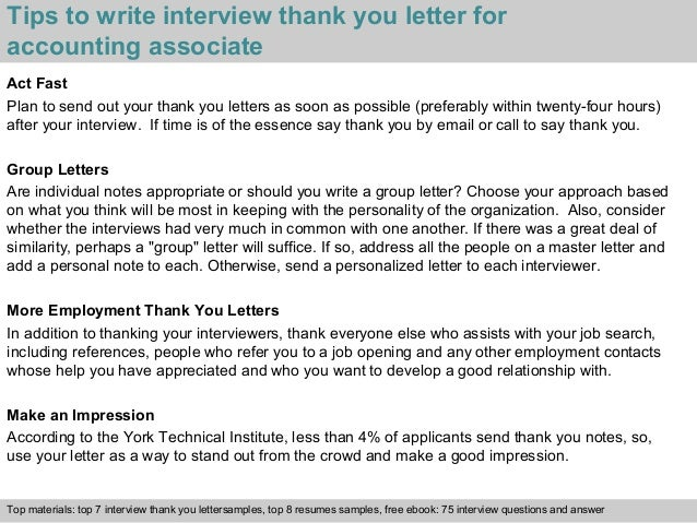 final interview thank you letter selo l ink co