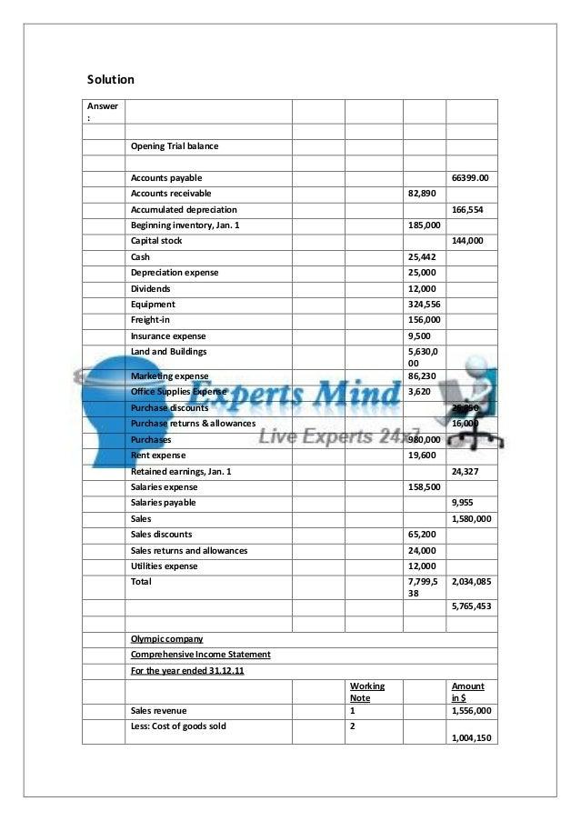 ACC Principles of Accounting II Homework Help - Oassignment | Final exams, Exam, Homework help
