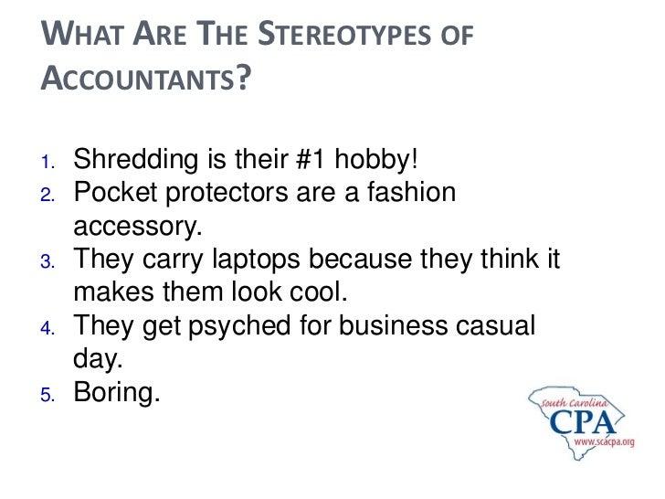 why do accountants wear green visors | Wilson Rogers & Company  |Accountant Stereotypes