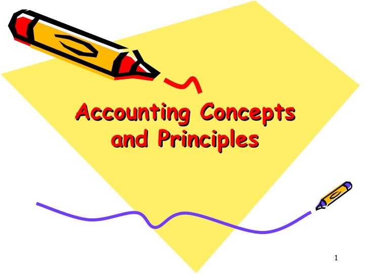 Accounting Concepts Ppt