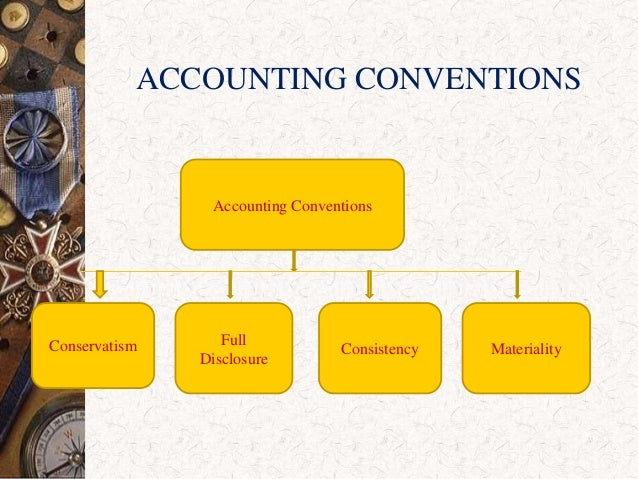 Accounting Concepts & Conventions – Complete Details