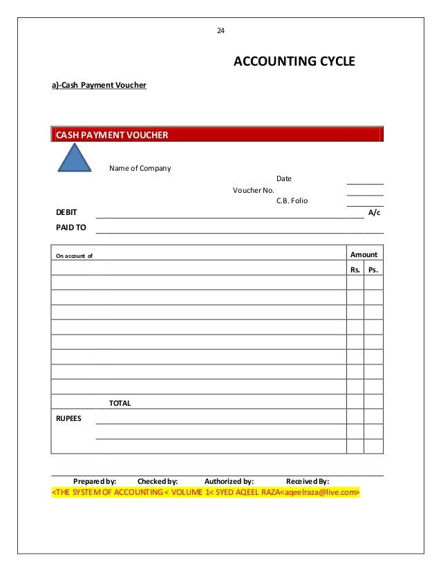 Accounting cycle 24 638gcb1456880270 24 24 accounting cycle a cash payment voucher altavistaventures Choice Image
