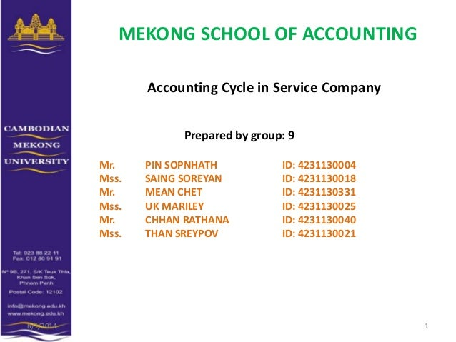college accounting subjects help services company