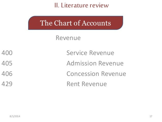 literature review accounts payable