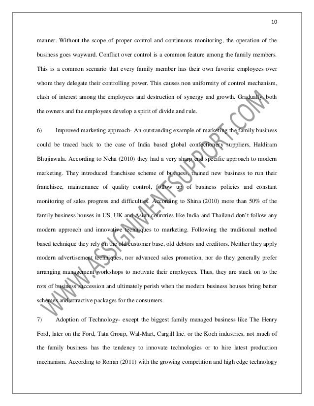 Sample Narrative Essay High School  English Essay Websites also Essay For Science Accounting Family Business Essay Sample From  Exemplification Essay Thesis