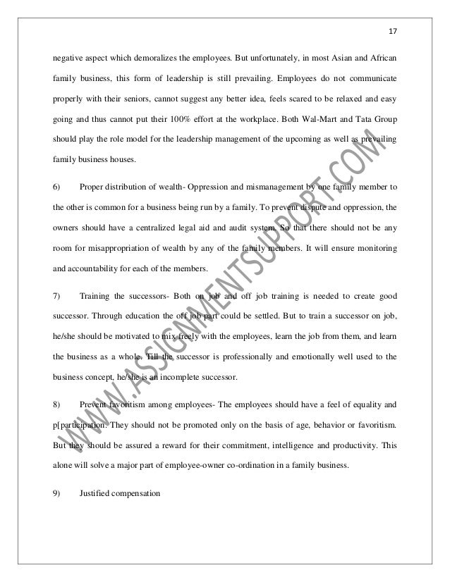 My Mother Essay In English  How To Write A Synthesis Essay also Sample Essay Papers Accounting Family Business Essay Sample From  How To Write An Essay Proposal Example