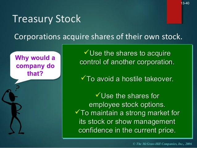 Why do companies use employee stock options