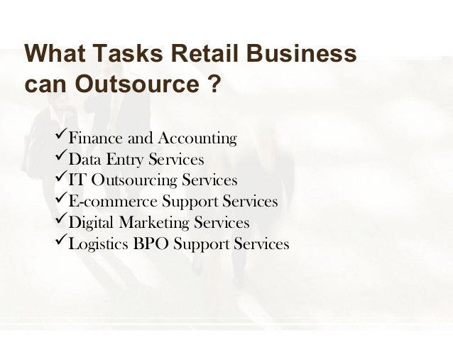 Is Outsourcing Accounting Smart Investment for Retail