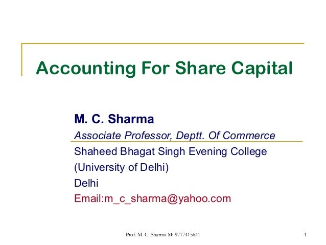 what is capital in accounting