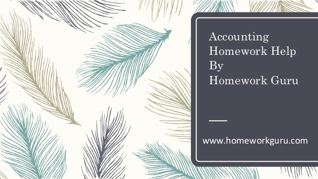 best Accounting Homework Help images on Pinterest   Accountant     Assignments Web