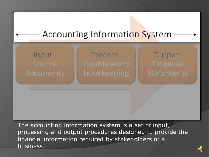 accounting is the financial information system The financial information systems (fis) department at the pennsylvania state university strives to serve the needs of the financial users throughout the university and the employees of the.