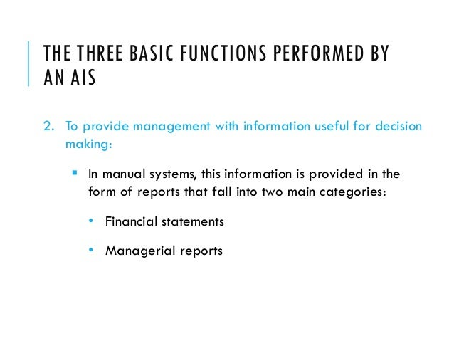 accounting information system 3 Accounting information system (chapter 3) - free download as powerpoint presentation (ppt), pdf file (pdf), text file (txt) or view presentation slides online.