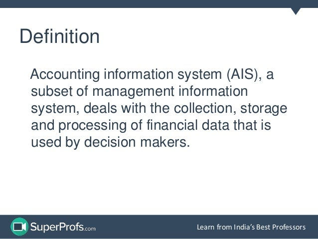 Data Security In Accounting Information Systems