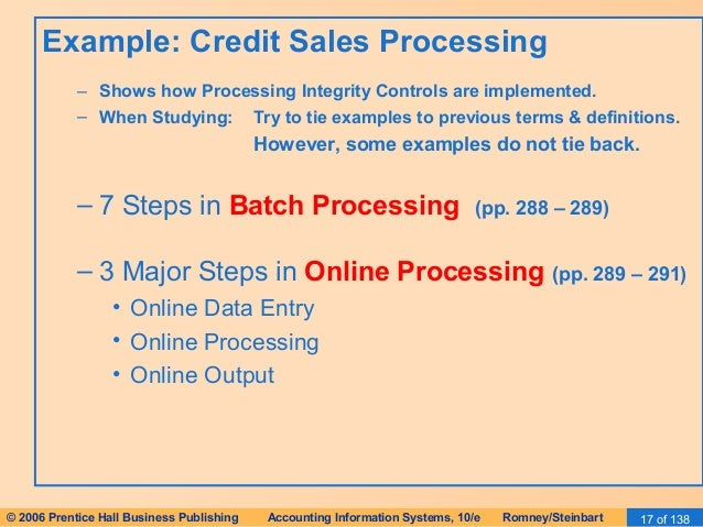 Accounting Information System Introduction