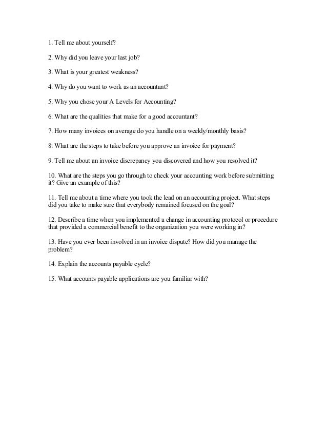 FREE ACCOUNTING INTERVIEW QUESTIONS AND ANSWERS PDF