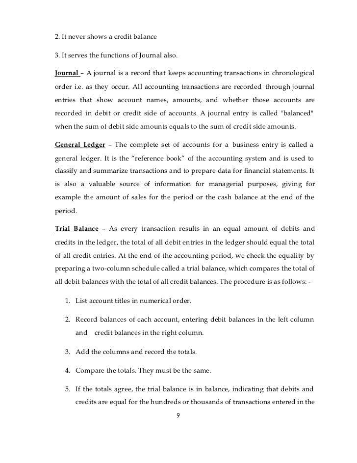 accounting manual rh slideshare net Principles of Accounting Cheat Sheet Principles of Accounting Cheat Sheet