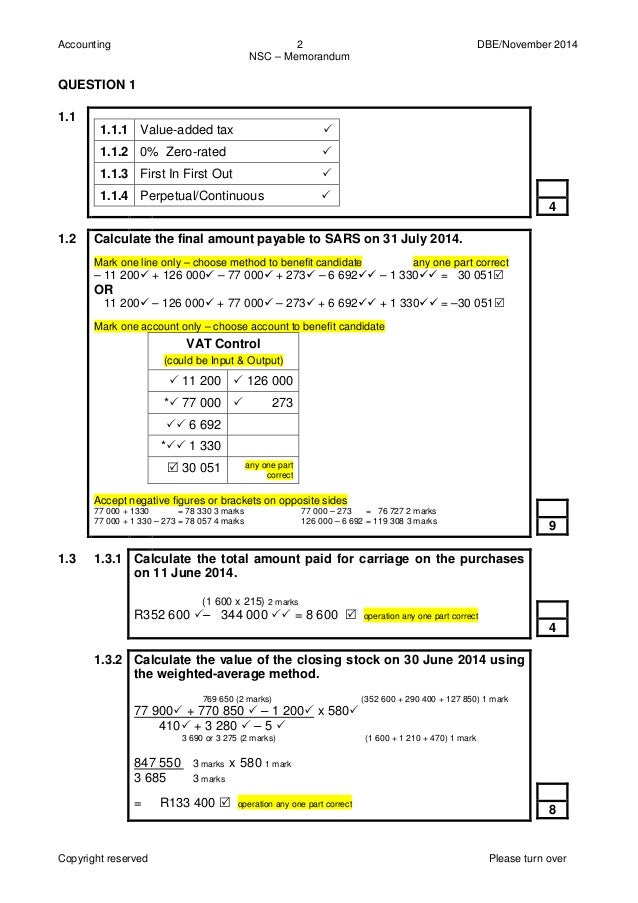 2014 grade 12 june exam paper rh 2014 grade 12 june exam paper tempower us Intermediate Accounting Study Guide Intermediate Accounting Study Guide