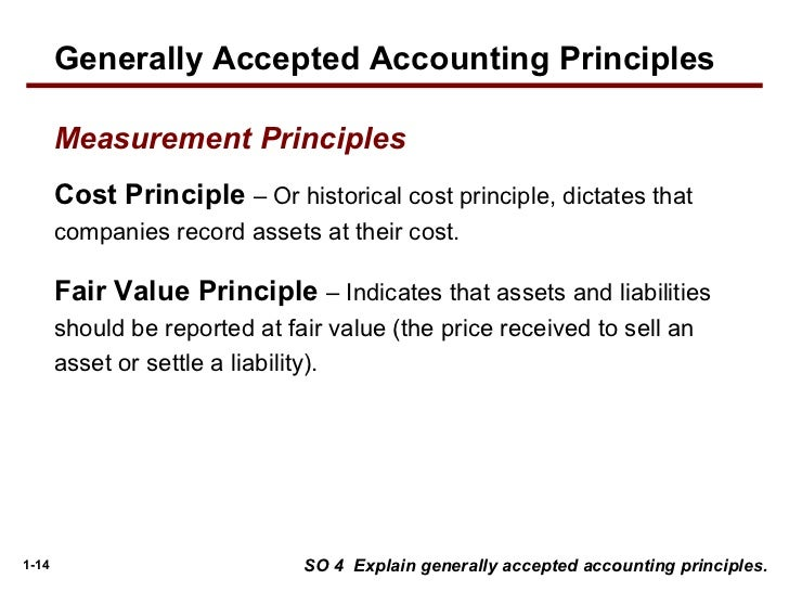 generally accepted accounting principles and sunset Generally accepted accounting principles (gaap) are uniform minimum standards of and guidelines to financial accounting and reporting gaap establishes appropriate measurement and classification criteria for financial.