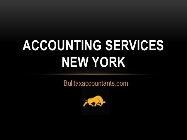 Bulltaxaccountants.com ACCOUNTING SERVICES NEW YORK