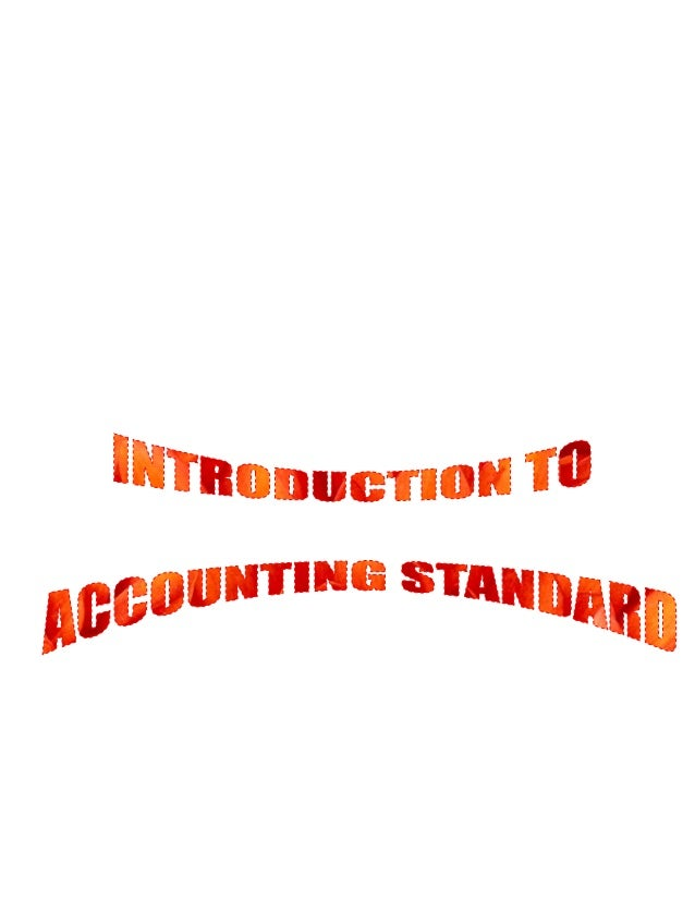 INDEX 1. Introduction to Accounting standards 2. Accounting standards 1,2 and 10 3. Introduction to Genting Lanco power (I...