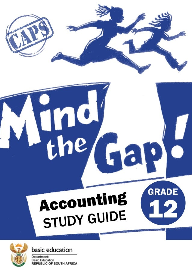 accounting study guide grade 12 rh slideshare net grade 12 accounting study guide pdf grade 12 caps accounting study guide