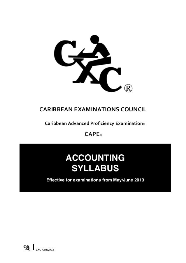 caribbean advanced proficiency examination past papers The cape (caribbean advance proficiency examination) approach to mathematics 10/24/2010 abigail s charles abstract: the transition process from the general certificate of education (gce) advanced level examinations, to the caribbean advanced proficiency examination (cape) that began in 1998, is still rife with discussion from students, teachers and policy makers policy makers are interested .