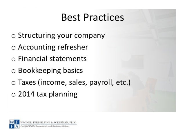 accounting practices of small scale businesses Financial guide for small and medium enterprises is therefore timely  australia and small business victoria  if these practices are implemented early, .