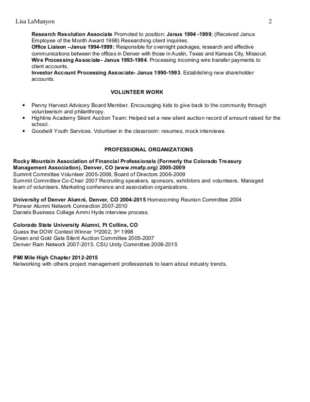 Accounting technician resume 2015