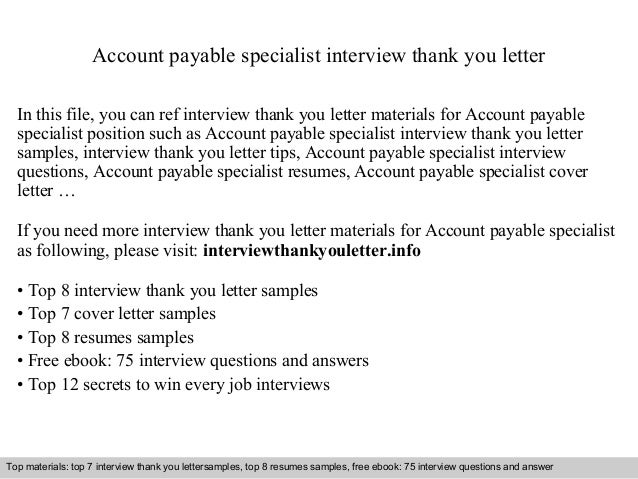 Job Interview Thank You Letter Examples from image.slidesharecdn.com