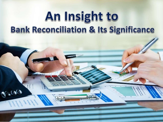 It is a report which compares the bank balance as per company's accounting records (Record Book) with the balance stated i...