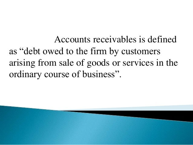 Collection of Accounts Receivable : B-010