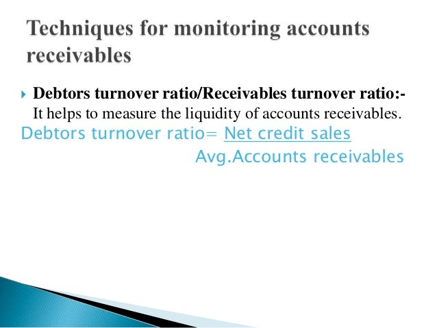 cango efficiency ratio receivables turnover Accounts receivable turnover ratio the purpose accounts receivable turnover ratio of receivables turnover ratio in terms of credit policy management is two.