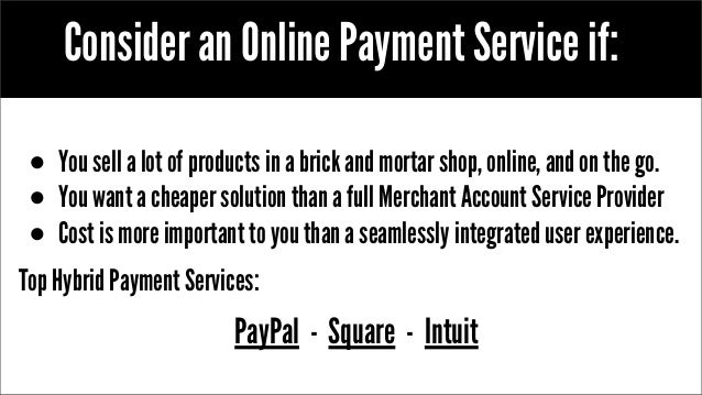 Accepting credit cards the ultimate guide for small business 10 consider an online reheart Gallery