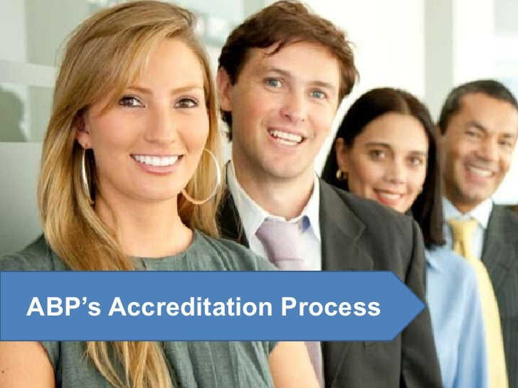 ABP's Accreditation Process