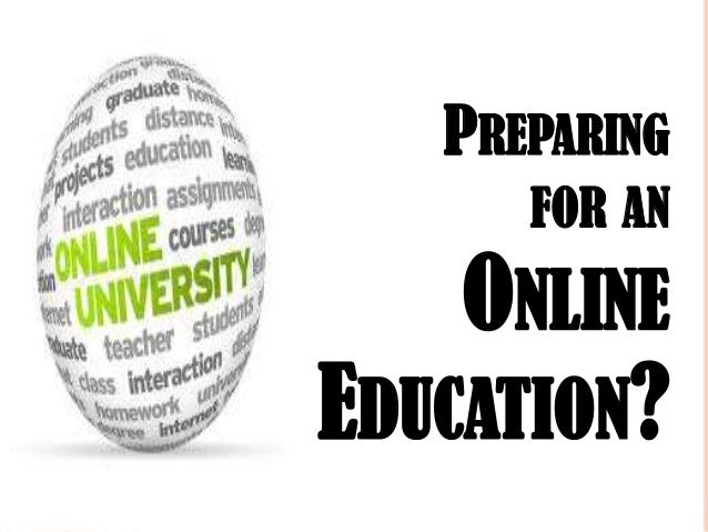 Accredited Online University Presentation